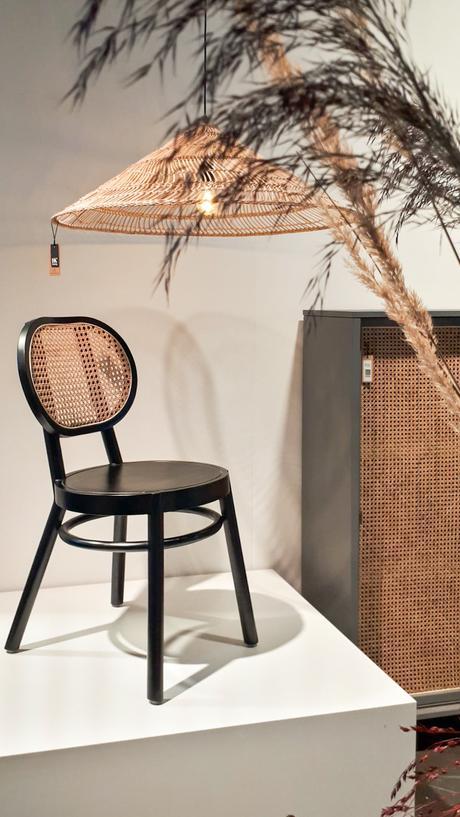 maison et objet janvier 2019 cannage décoration paille tropical - blog déco - clem around the corner