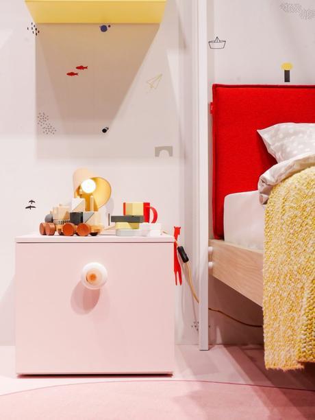 maison et objet janvier 2019 chambre enfant couleurs flashy - blog déco - clem around the corner