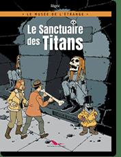 Le sanctuaire des Titans - Régric