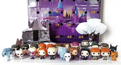 Bilan Calendriers de l'avent 2018  Harry Potter, Sephora & L'Oréal
