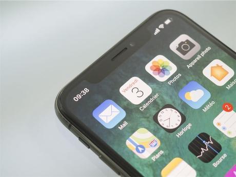 iPhone de 2019 : de nouveaux capteurs pour réduire la taille de l'encoche ?