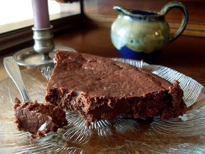 Fondant au chocolat (Vegan)
