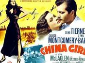 Pagode flammes China Girl, Henry Hathaway (1958)
