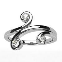 bague de fiancailles 3 diamants moins de 1000 euros