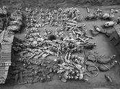 centaines minuscules guerriers terre cuite retrouvés site chinois vieux 2100