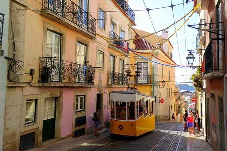 week-end en amoureux à Lisbonne