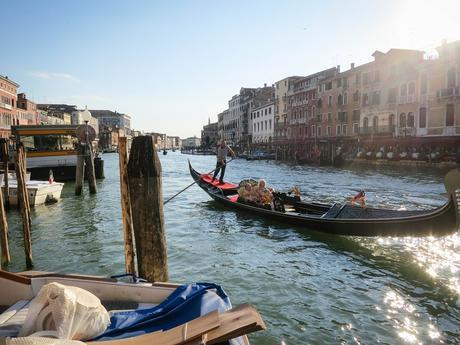 Venise pour la saint-valentin