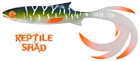 Reptile Shad (Balzer)