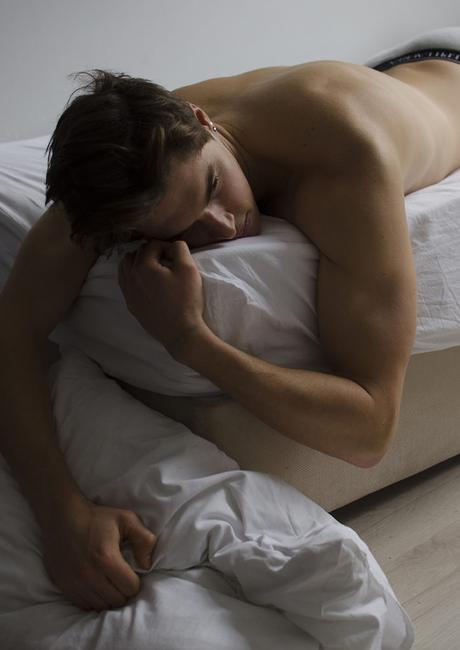SEXY : Thibaut Morel au réveil
