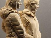 Sculptures bois Peter Demetz