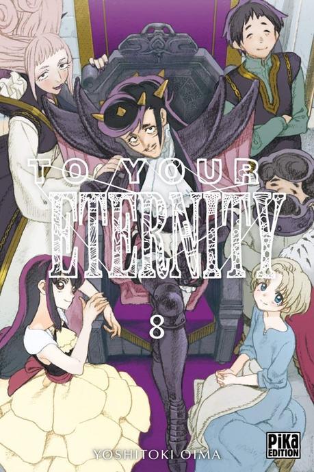 To Your Eternity Tome 8 de Yoshitoki Oima