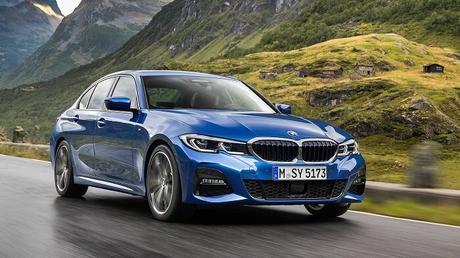 La nouvelle voiture BMW série 3 sortira en Mars prochain !
