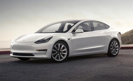 La voiture TESLA Model 3 attendue dans le monde entier !