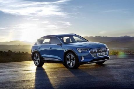 La voiture AUDI E-tron : Un petit bijou à découvrir en Janvier 2019 !