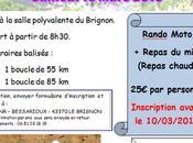 Rando moto Brignon (43), mars 2019