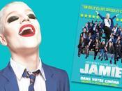 ROUEN ailleurs…) Comédie musicale, Jamie partir janvier 2019