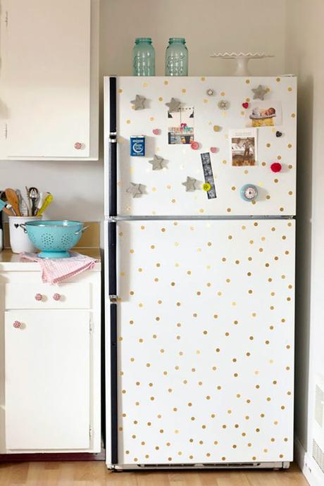 Customiser le frigo : 20 idées faciles à réaliser