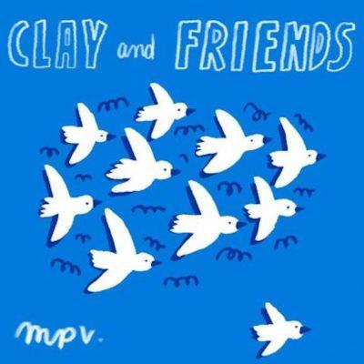 Sur la route avec La Musica Popular de Clay and Friends