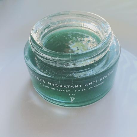 Le Masque Hydratant Anti-Stress de Prescription Lab