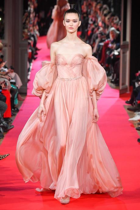 (Fashion Week Haute Couture) La femme hollywoodienne de Yanina