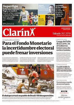 Le FMI redoute les prochaines élections en Argentine [Actu]