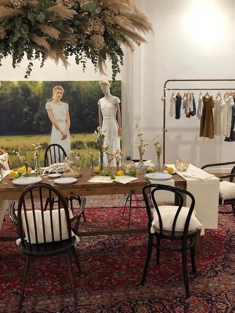 monoprix déco 2019 printemps été mariage robe table style champêtre blog déco clem around the corner