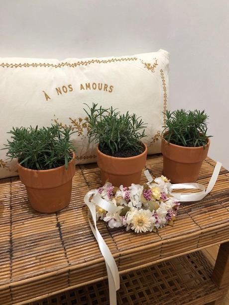 monoprix déco 2019 printemps été collection mariage fleurs blog déco clem around the corner
