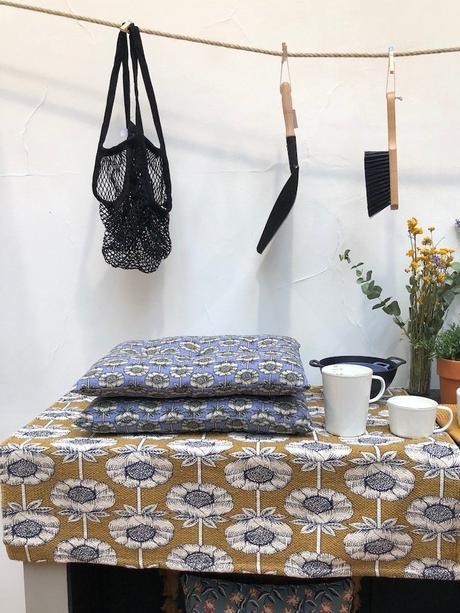 monoprix déco 2019 printemps été nappe filoche nettoyage table blog déco clem around the corner