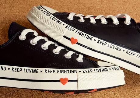 La Converse Chuck 70 Love Graphic low arrive pour la St