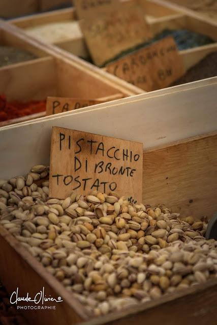 Souvenir de Sicile avec la pistache de Bronte !