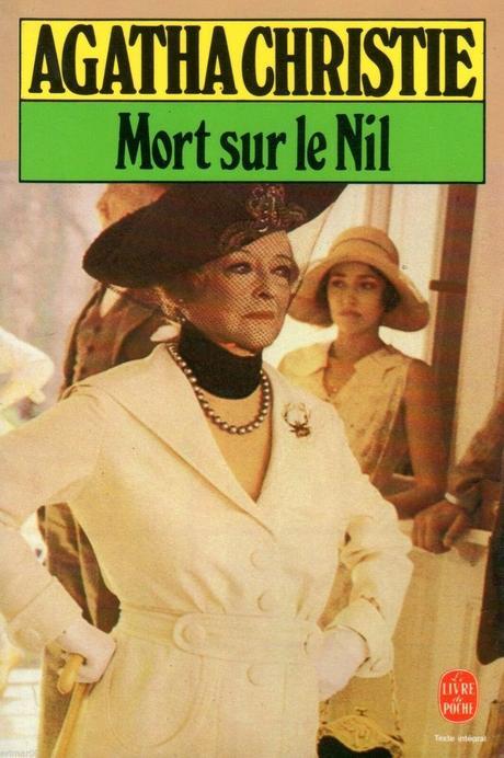 Mort sur le Nil de Agatha Christie