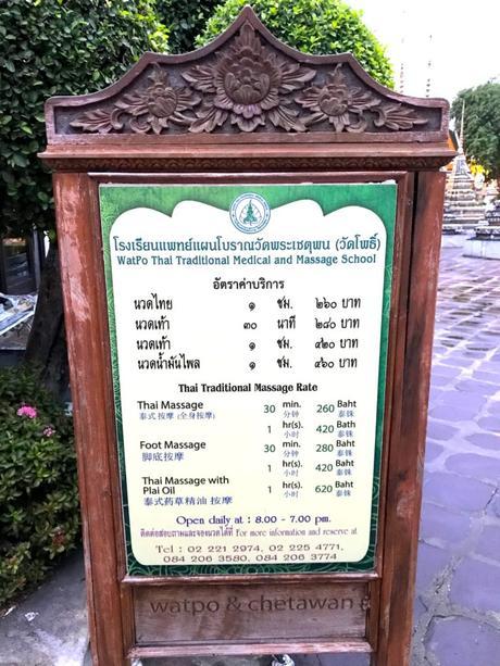 Que faire à Bangkok en 5 jours ?