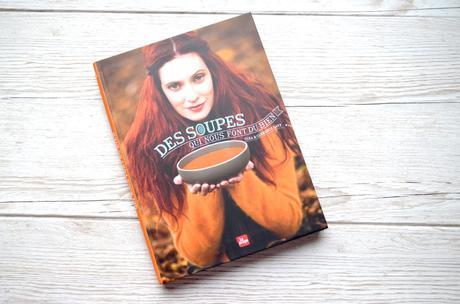 Vegan : le livre de recettes «Des soupes qui nous font du bien»