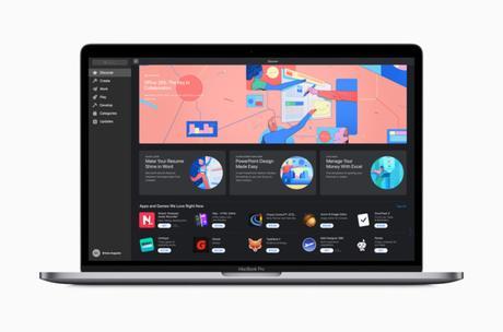 Pour la première fois, Microsoft Office 365 est disponible sur le Mac App Store