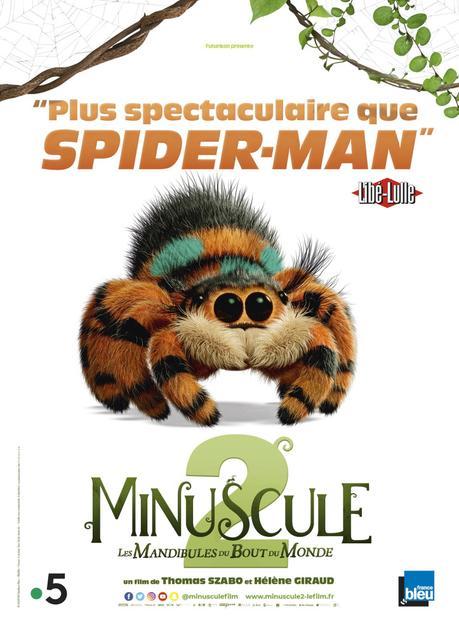 CHRONIQUE FILM : Minuscule 2