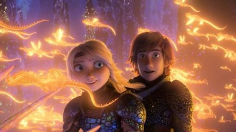 How to train your dragon 3: The Hidden world (Ciné)