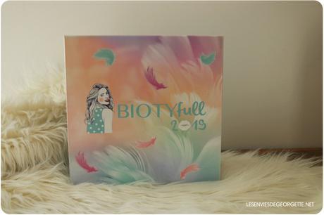 Biotyfull Box de Janvier 2019 : enveloppante cocooning
