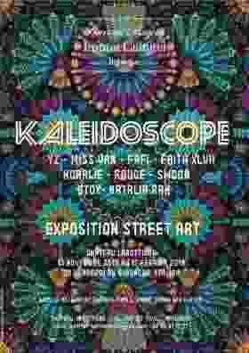 Exposition Kaléidoscope – Institut Bernard Magrez