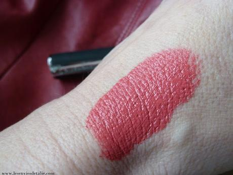 Rouge liquide Rose Flanelle by Givenchy