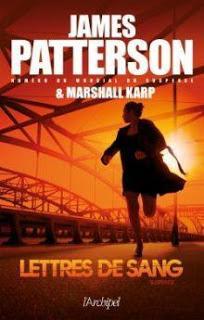 Lettres de sang - James Patterson & Marshall Karp