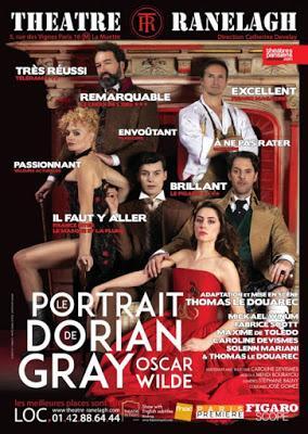 « Le portrait de Dorian Gray »