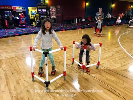 Roller King, une piste de roller à Roseville