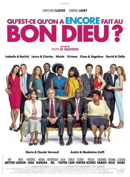CHRONIQUE FILM : Qu'est-Ce Qu'on A Encore Fait Au Bon Dieu