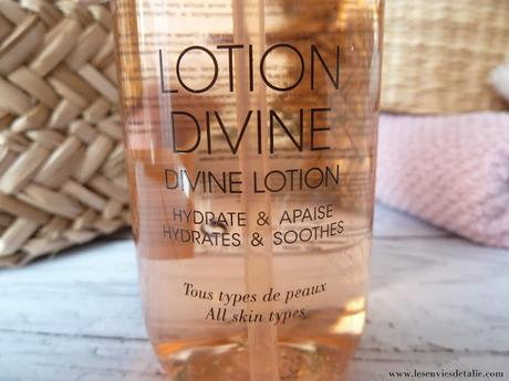 Qiriness, Lotion divine : hydratante et apaisante