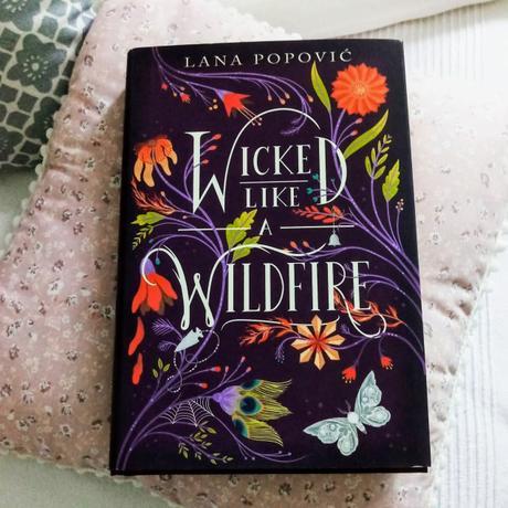 Le livre du vendredi : Wicked like a Wildfire