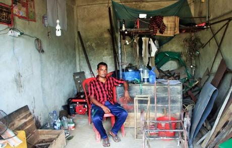 Bangladesh : soutenir économiquement les familles de Cox's Bazar accueillant les réfugiés du Myanmar