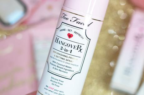 La gamme « Hangover » de Too Faced !