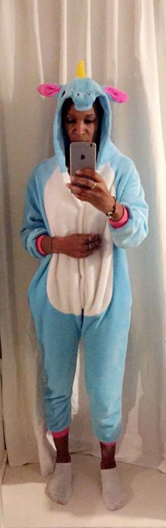Ma Combinaison Pyjama Licorne