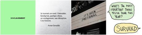 HAPPY TIMER N°9 : Les émotions du lecteur.