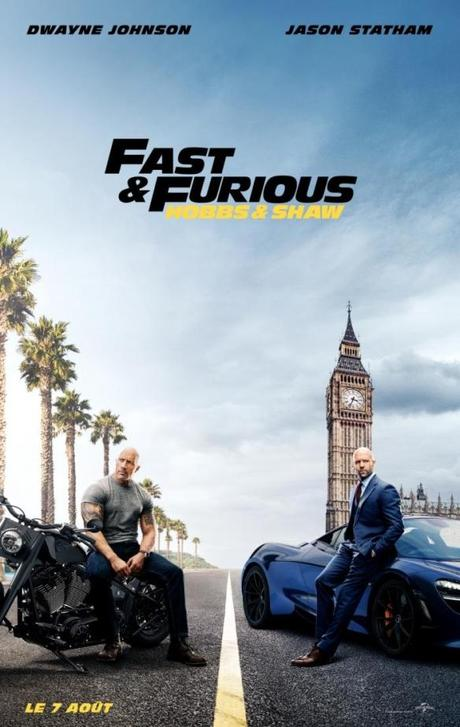 Fast and Furious-Hobbs and Shaw: la bande annonce!